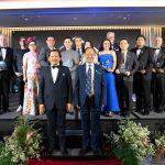 """ไทย- จีน ร่วมมือจัดงานกาล่าดินเนอร์มอบรางวัลให้แก่วิทยากรในงาน """"CISW GALA DINNER & AWARDS CEREMONY 2020"""